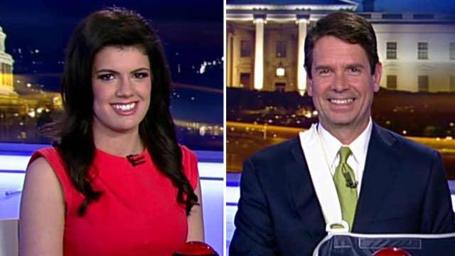 Tucker Carlson's 'Final Exam': Griff vs. Payton