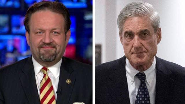 Gorka: 49 Mueller questions are a 'mark of desperation'