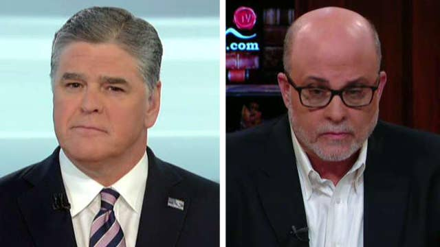Mark Levin: Legal precedent is on Trump's side