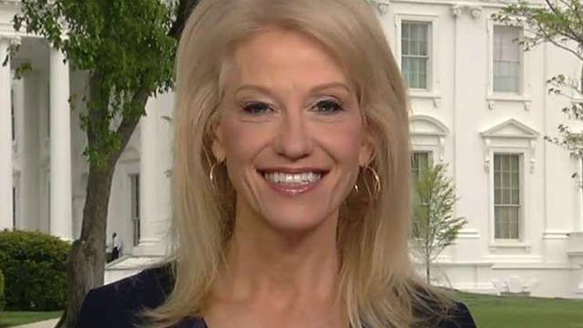 Conway: Rush to judgement is staple of how Trump is covered