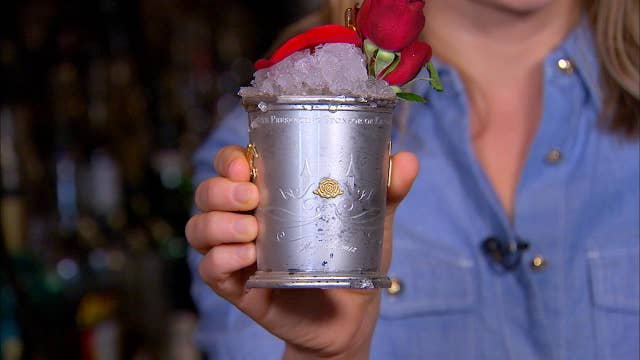 Celebrate the Kentucky Derby with a $1,000 mint julep