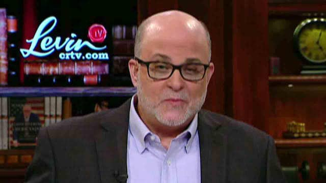 Mark Levin: Constitution is on the president's side