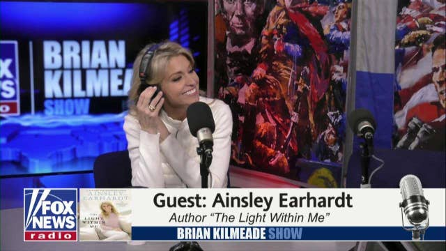 """Ainsley Earhardt on """"The Light Within Me"""""""