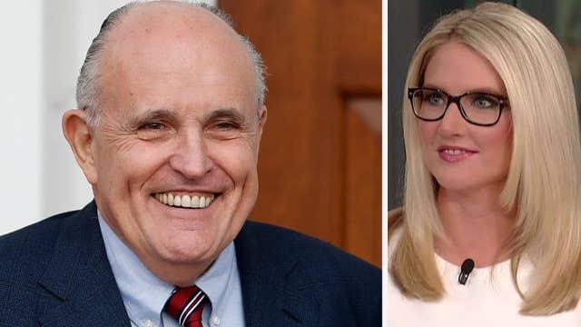 Marie Harf: Rudy Giuliani is White House credibility problem