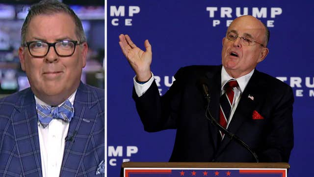 Robert Driscoll on legal ramifications of Giuliani's remarks
