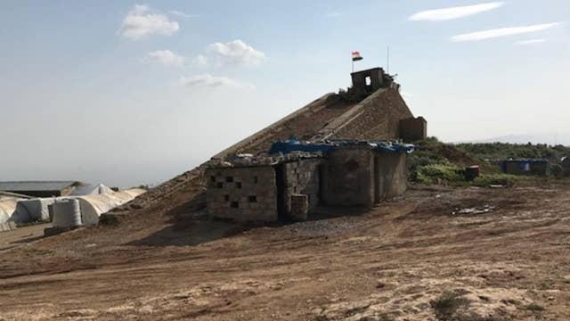 Iran aims to control strategic mountain in Iraq