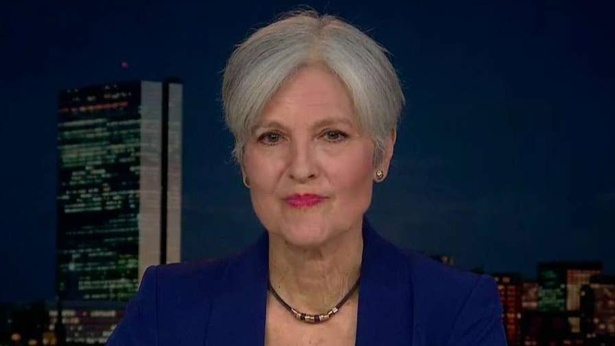 Green Party's Jill Stein is refusing to turn over certain documents after Senate Russia investigation's request; Jill Stein explains on 'The Story.'