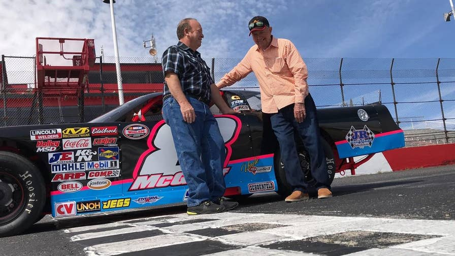 Herschel McGriff Sr. gets green light for the competition as his son and granddaughter will also be racing on the same day