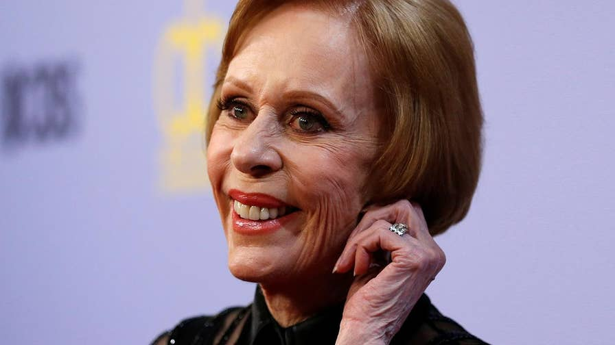 The legendary comedian launches new Netflix series 'A Little Help With Carol Burnett,' acknowledges much has changed since her days on 'The Carol Burnett Show.'
