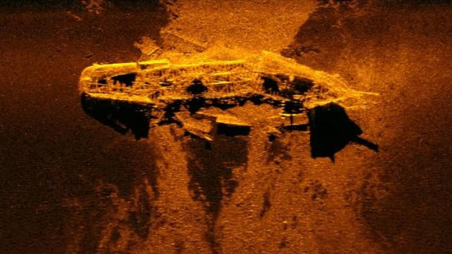 19th century shipwrecks discovered during search for MH370