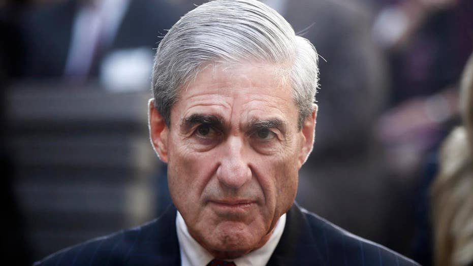A few questions for Robert Mueller