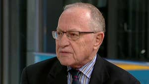 Alan Dershowitz says Mueller's steam is trying to threaten 'underlings' to get them to 'flip' on the president.