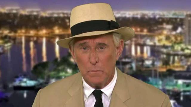 Roger Stone on being a Mueller target