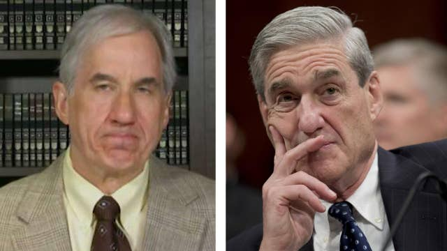 David Limbaugh: Judge was rightly irritated by Mueller team