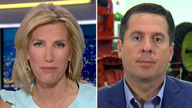 Nunes: Documents about Flynn show Comey has been lying