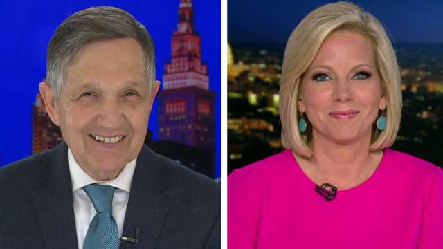 Kucinich responds to Dem critics of his run for governor