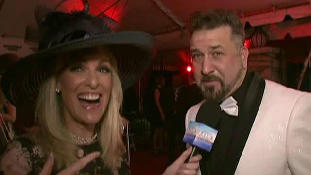 Janice Dean hits the red carpet at the Kentucky Derby