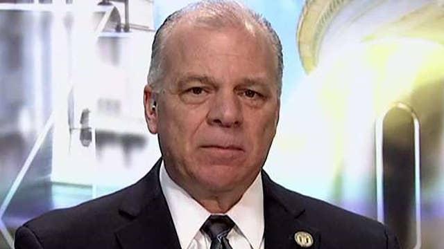 NJ State Sen. Sweeney on companies fleeing high-tax states