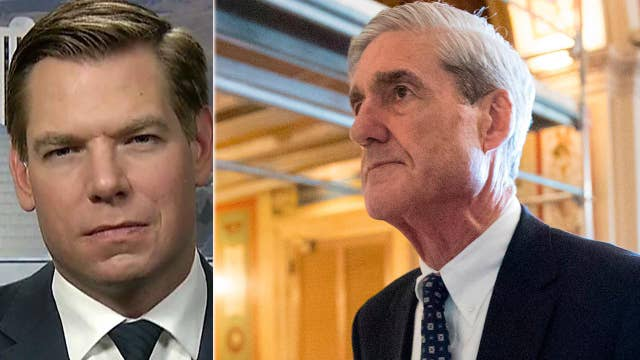 Rep. Swalwell on Mueller's handling of Russia investigation