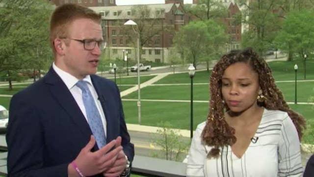 Ohio millennials talk politics