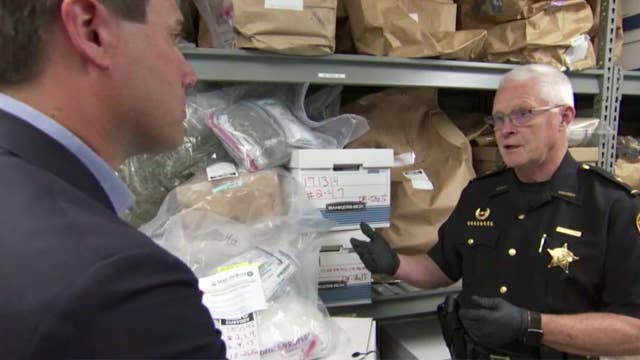 Ohio law enforcement work to fight opioid crisis