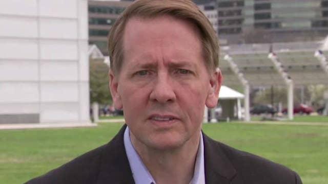 Democrat discusses running for governor of Ohio