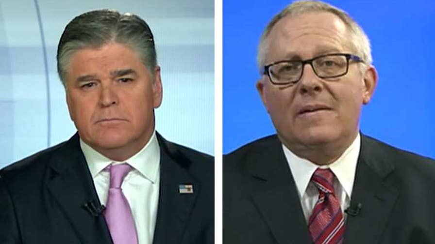 Former Trump campaign aide Michael Caputo speaks out on 'Hannity' about how Russia investigation has impacted his family.