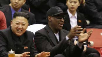 Does Dennis Rodman deserve the Nobel Peace Prize if the North Korea summit goes as planned? Insight on 'The Greg Gutfeld Show.'