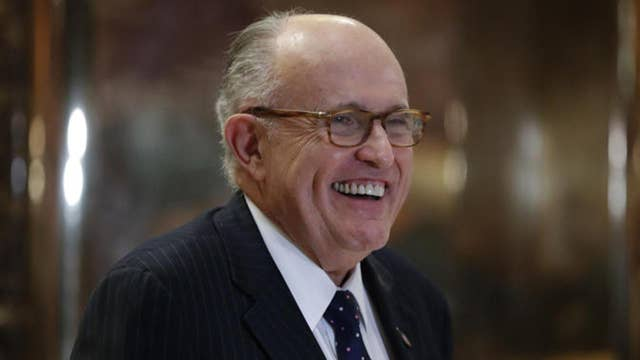 Did Giuliani help or hurt the case against Trump?