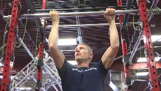 'Ninja warriors' gear up for competition