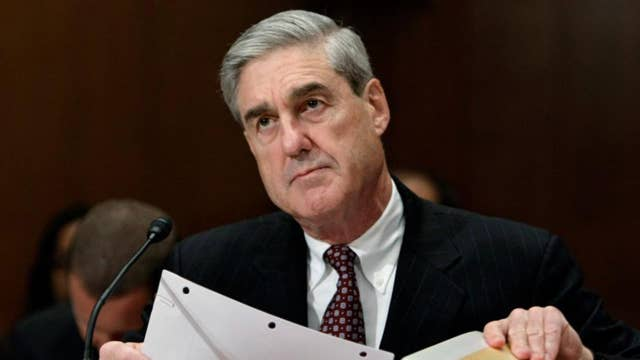 Does Mueller have legal authority to subpoena Trump?