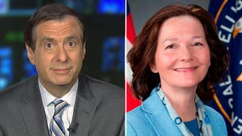 'MediaBuzz' host Howard Kurtz weighs in on the reports that acting CIA Director Gina Haspel has considered pulling her nomination over partisan criticism stemming from a Bush-era program.