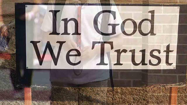 Minnesota Democrats attack nation's motto 'in God we trust'
