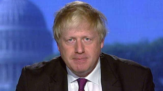 Boris Johnson warns US against ending the Iran deal