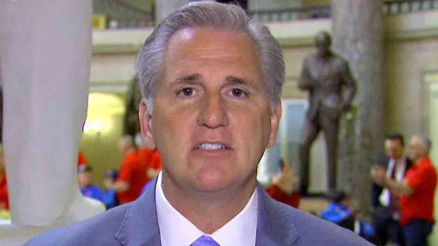 McCarthy: Very confident Republicans can keep the majority