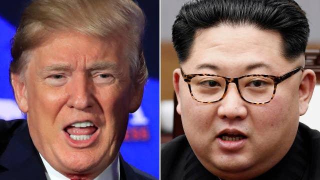 North Korea directly responds to President Trump