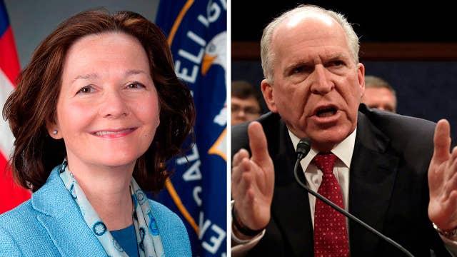 Gina Haspel being held to higher standard than John Brennan?