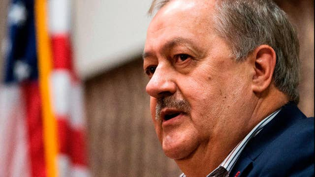 Trump urges West Virginia to reject Don Blankenship