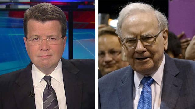 Cavuto: Warren Buffett knows the value of admitting mistakes