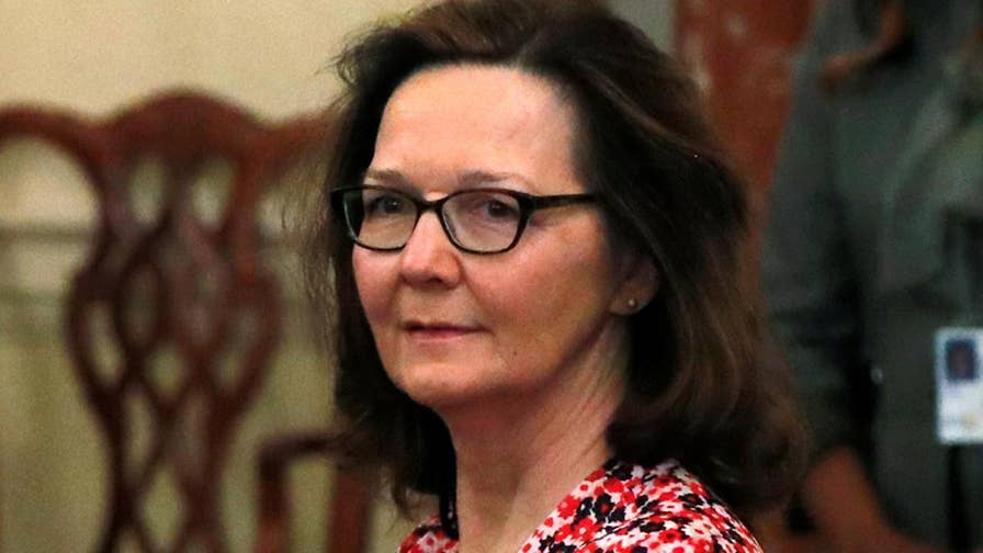 President Trump tweets support for CIA nominee Gina Haspel after reports she offered to withdraw her nomination. Kevin Corke reports from the White House.