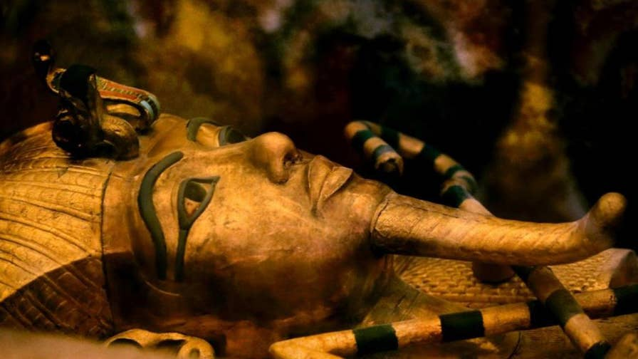Archaeologists have harnessed sophisticated radar scanning technology to disprove the contentious theory that secret rooms are hidden inside King Tutankhamun's burial chamber.
