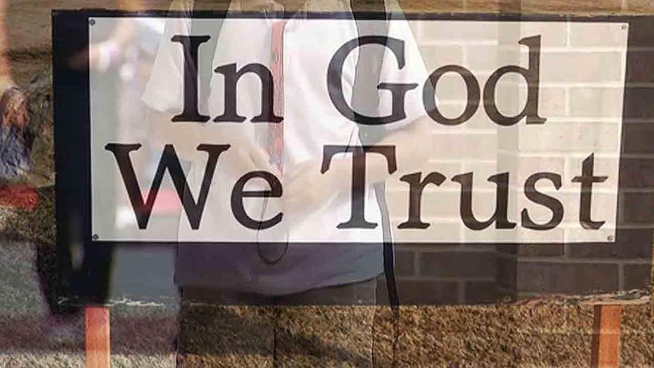 Minnesota Democrats attack nation's motto 'in God we trust'