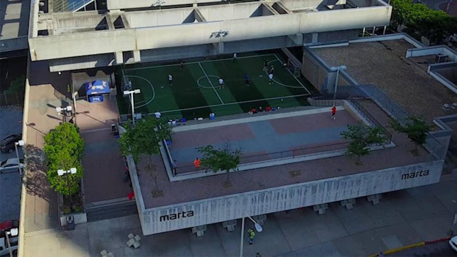 Subway soccer fields multiply in Georgia