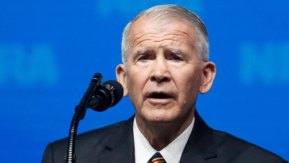 Oliver North to become next NRA president