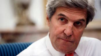 Report: John Kerry is trying to save the Iran deal. Former secretary of state discussed the nuclear agreement with an Iranian official.