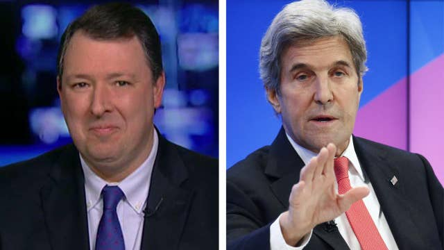 Marc Thiessen on John Kerry's secret talks with Iran
