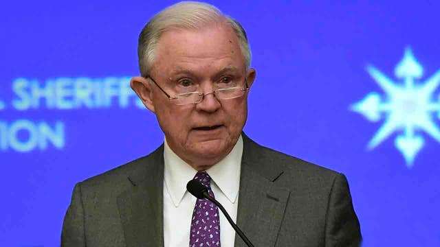 Jeff Sessions announces new immigration crackdown