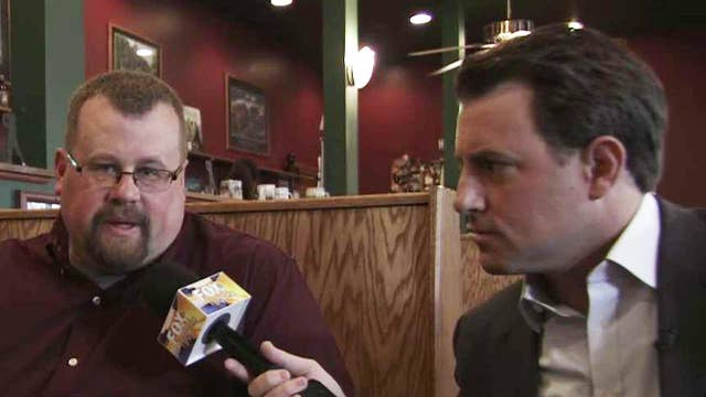 Breakfast with 'Friends': Ohio voters head to the polls