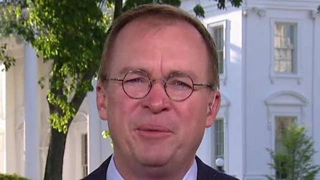 Mulvaney on proposing $15 billion spending cuts to Congress