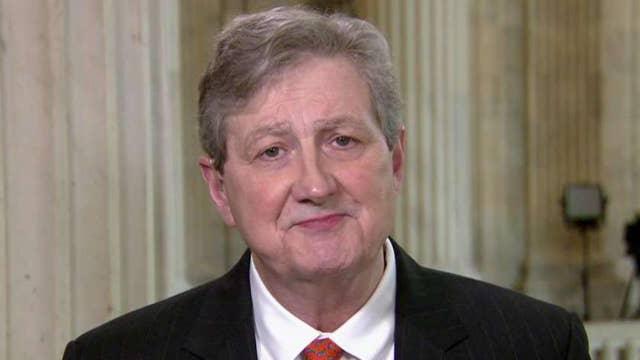 Sen. Kennedy: Facebook's business model is to exploit data